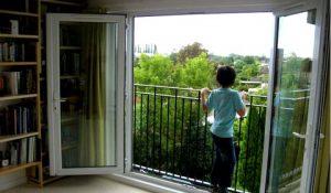 پنجره بو پی وی سی