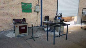 ماشین آلات ساخت upvc